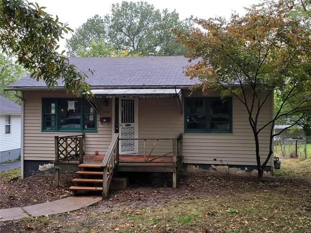 3325 W Tennyson Avenue, St Louis, MO 63114 (#21078184) :: Krista Hartmann Home Team