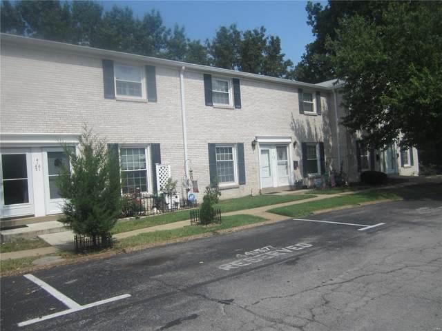 4159 Paule Avenue, St Louis, MO 63125 (#21078186) :: Krista Hartmann Home Team