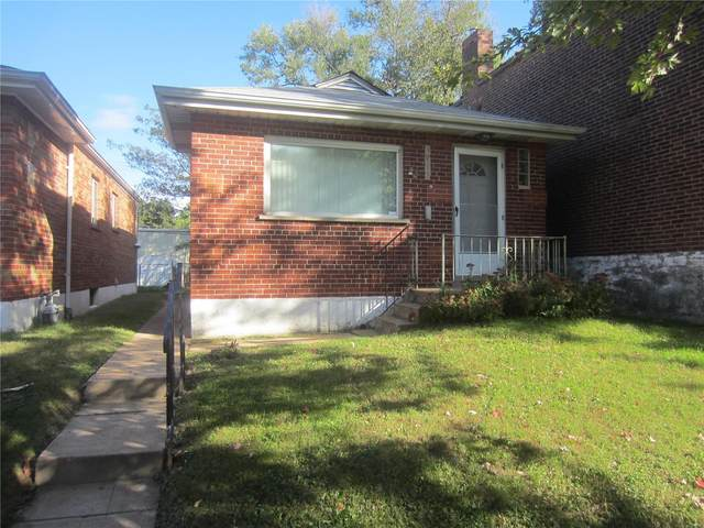 4712 Nebraska Avenue, St Louis, MO 63111 (#21078187) :: Krista Hartmann Home Team