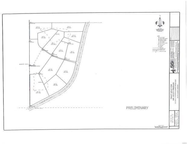 0 Lot 7 Bridgestone Lake Estates, Harviell, MO 63945 (#9938008) :: Century 21 Advantage