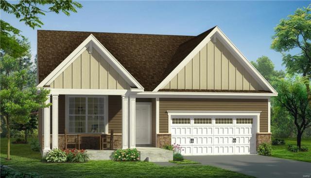 1 Ashton @ Main St Crossing, Wildwood, MO 63040 (#17001439) :: Kelly Hager Group | TdD Premier Real Estate