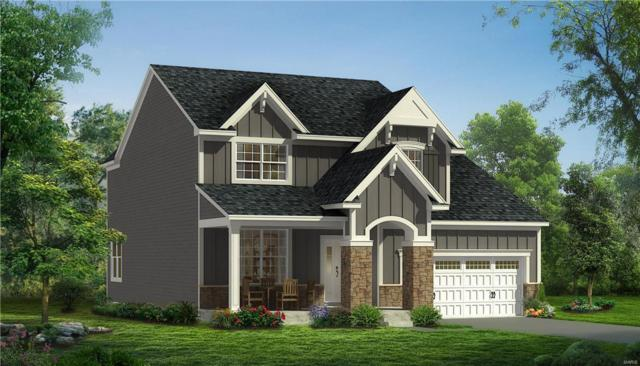 1 Montego @ Main St Crossing, Wildwood, MO 63040 (#17001440) :: Clarity Street Realty