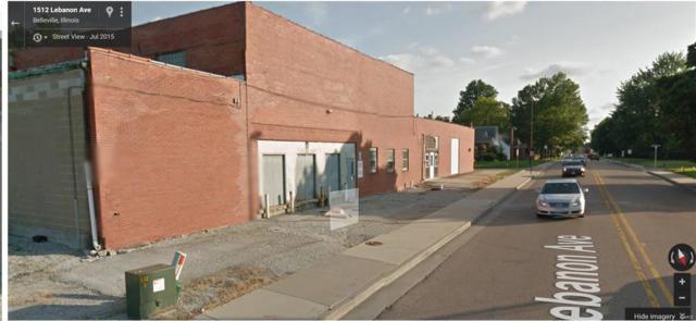 1512 Lebanon Avenue, Belleville, IL 62221 (#17006942) :: Fusion Realty, LLC