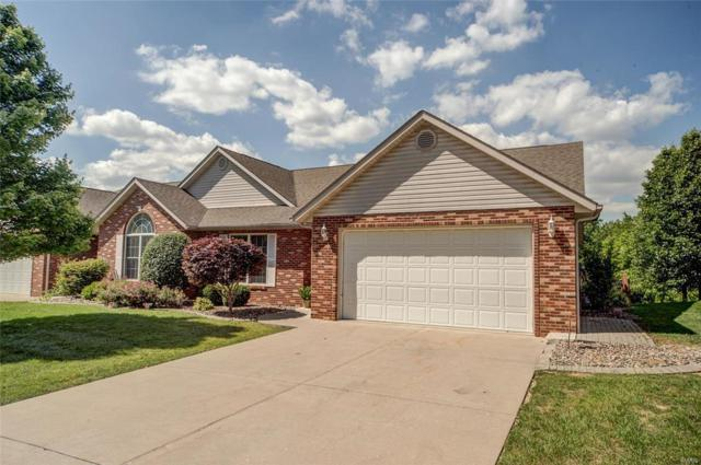 7729 Baxter Drive, Belleville, IL 62223 (#17043216) :: Clarity Street Realty