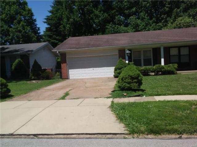 11301 Parkmont Drive, St Louis, MO 63138 (#17053426) :: Clarity Street Realty