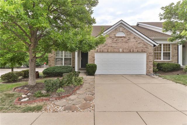 800 Whispering Village, Ballwin, MO 63021 (#17062226) :: PalmerHouse Properties LLC