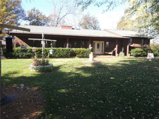 1445 Mount Zion Avenue, Greenville, IL 62246 (#17069472) :: Clarity Street Realty