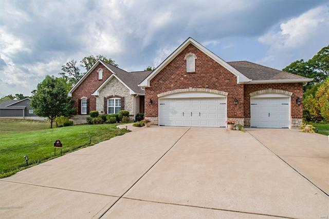 3356 Whispering Creek Drive, Festus, MO 63028 (#17075229) :: Clarity Street Realty