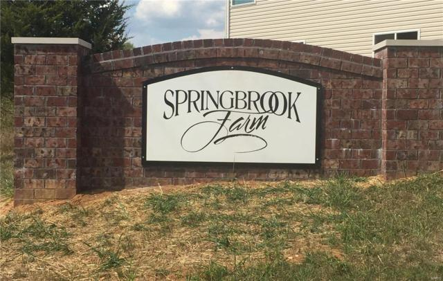 0 Springbrook Farm- Rockwood, Barnhart, MO 63012 (#17076492) :: Sue Martin Team