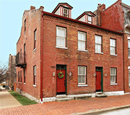 1800 S 8th, St Louis, MO 63104 (#17080615) :: PalmerHouse Properties LLC