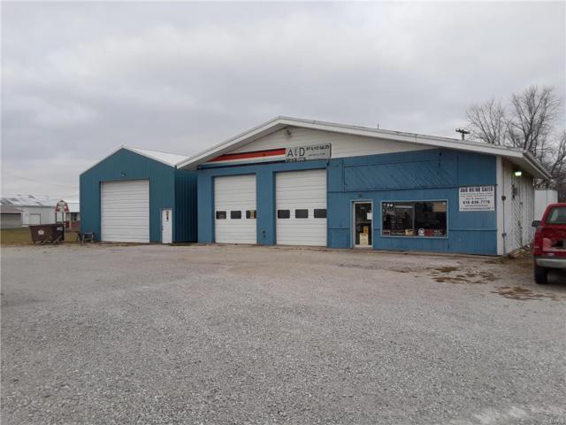 646 W Railroad, SHIPMAN, IL 62685 (#17094100) :: Hartmann Realtors Inc.
