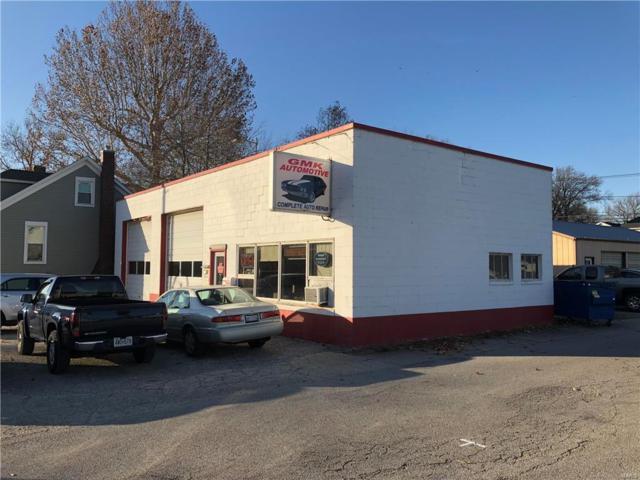 2 W Hanover, New Baden, IL 62265 (#17095090) :: Fusion Realty, LLC
