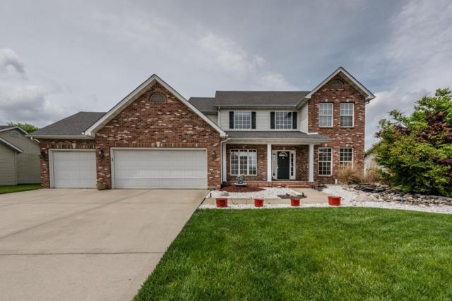 111 Stonebriar Drive, Troy, IL 62294 (#17096381) :: St. Louis Finest Homes Realty Group