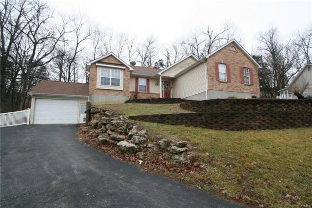 2031 The Woods Circle, Barnhart, MO 63012 (#17097060) :: Clarity Street Realty