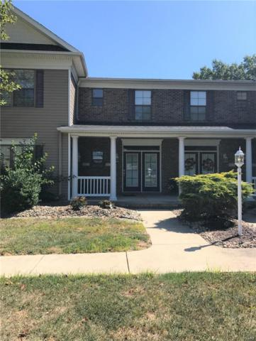 5013 S River Aire Drive #2, Godfrey, IL 62035 (#18000470) :: Fusion Realty, LLC