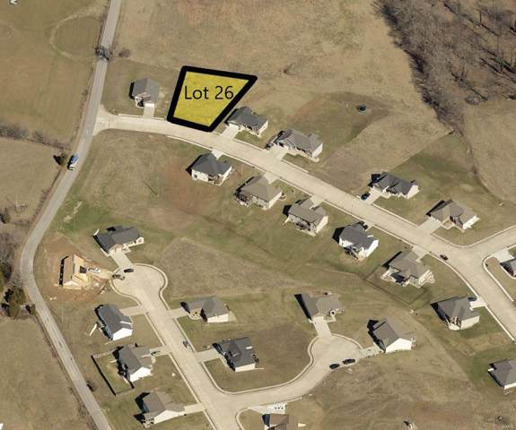 3088 Prairie View Trail, Jackson, MO 63755 (#18002425) :: The Becky O'Neill Power Home Selling Team