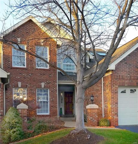 327 Woods Mill Terrace Lane, Chesterfield, MO 63017 (#18003325) :: Clarity Street Realty