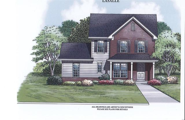 0 Lasalle Model - Tbb, St Louis, MO 63104 (#18003781) :: St. Louis Finest Homes Realty Group