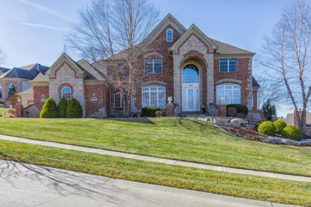 16866 Eagle Bluff Court, Chesterfield, MO 63005 (#18004262) :: Clarity Street Realty