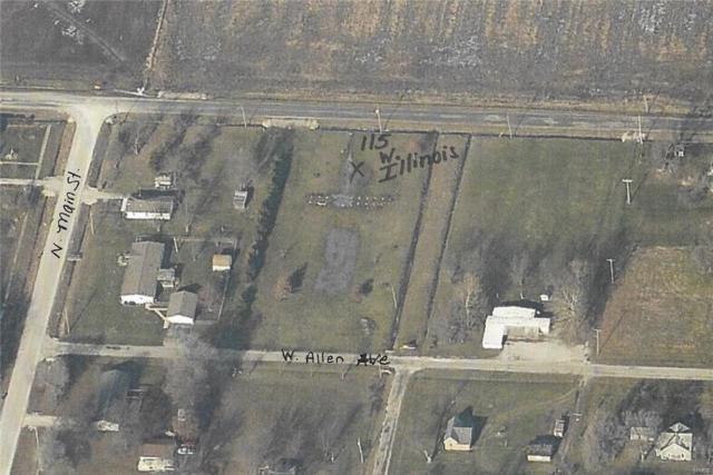 115 W Illinois Avenue, WITT, IL 62094 (#18004443) :: Fusion Realty, LLC