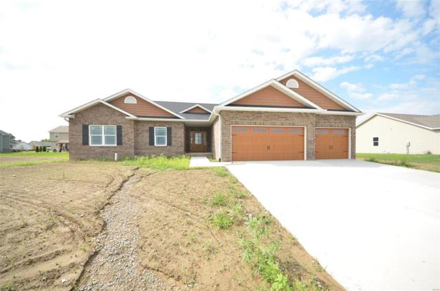 1181 Widgeon Drive, Mascoutah, IL 62258 (#18005189) :: Clarity Street Realty
