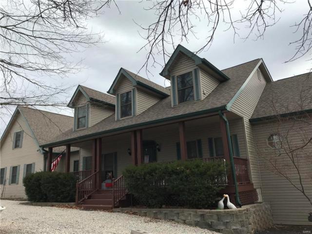 229 Oak Ridge Drive, Eureka, MO 63025 (#18005806) :: Clarity Street Realty