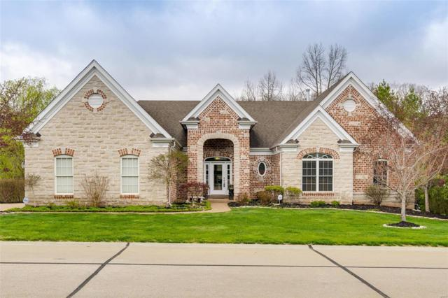 1537 Misty Valley Court, Glencoe, MO 63038 (#18006398) :: The Kathy Helbig Group