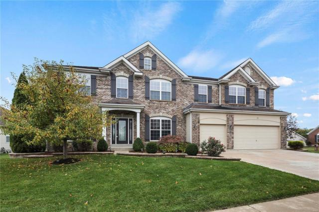 505 Olde Court Road, Saint Charles, MO 63303 (#18006679) :: Clarity Street Realty