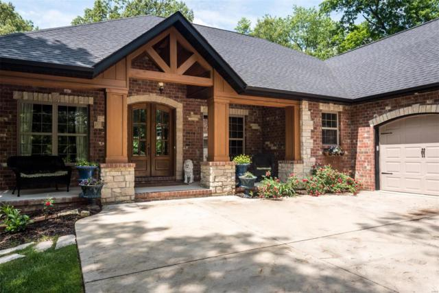 1233 Natalyns Trace, Lebanon, IL 62254 (#18006867) :: St. Louis Finest Homes Realty Group