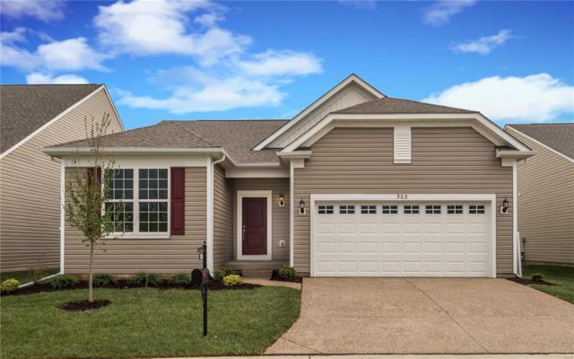 303 Myna Drive, Lake St Louis, MO 63367 (#18006962) :: Clarity Street Realty