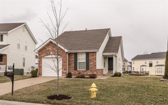 153 Bayhill Village Drive, O'Fallon, MO 63368 (#18007180) :: Clarity Street Realty