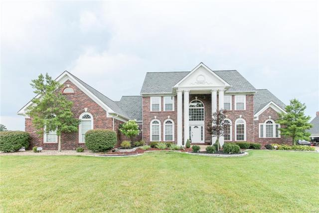 709 Hillenkamp Drive, Weldon Spring, MO 63304 (#18007191) :: The Kathy Helbig Group