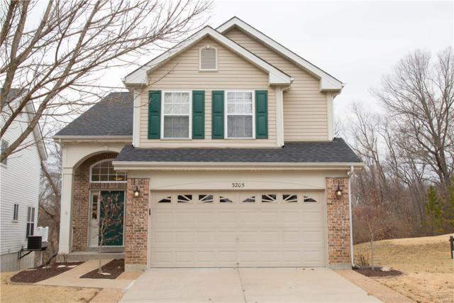 3205 Ridgeview Manor, St Louis, MO 63129 (#18007214) :: Sue Martin Team