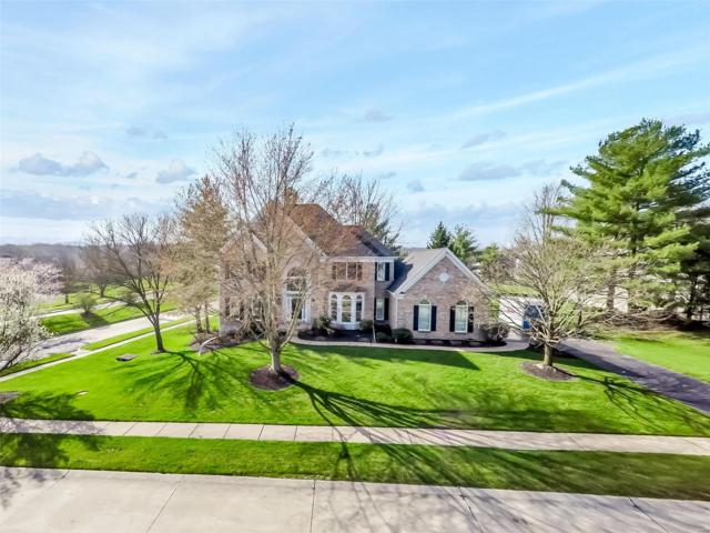 17700 Blackwood Court, Chesterfield, MO 63005 (#18008233) :: Clarity Street Realty