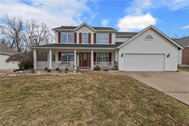 151 Tennessee Walker, Saint Peters, MO 63376 (#18009346) :: Clarity Street Realty