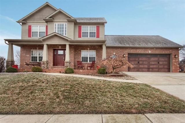 30 Rose Court, Glen Carbon, IL 62034 (#18011004) :: Clarity Street Realty