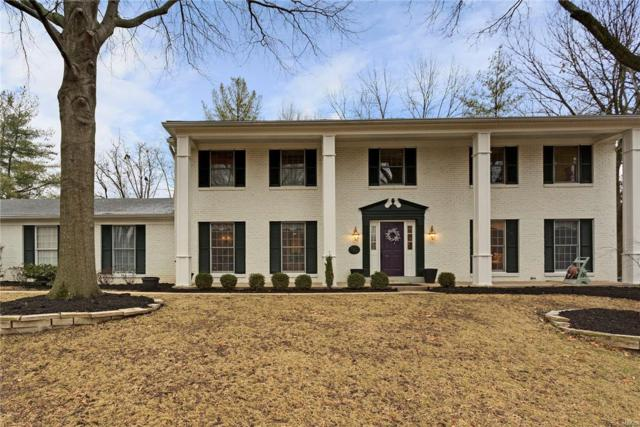 500 Webster Path Court, Webster Groves, MO 63119 (#18011224) :: St. Louis Realty