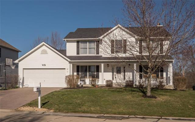 2932 Sandtrap Drive, Dardenne Prairie, MO 63368 (#18014854) :: The Kathy Helbig Group