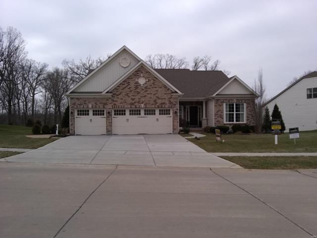 104 Wilmer Valley Drive, Wentzville, MO 63385 (#18015354) :: Sue Martin Team