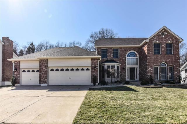 256 Turnberry Place Drive, Wildwood, MO 63011 (#18015368) :: Sue Martin Team