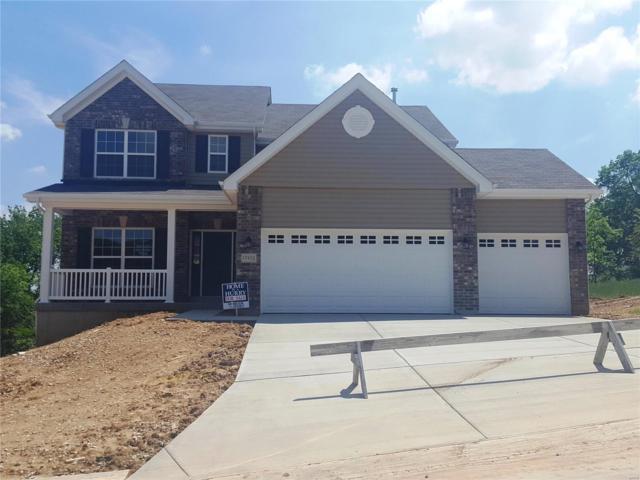 17412 Wyman Ridge Drive, Eureka, MO 63025 (#18016801) :: Sue Martin Team