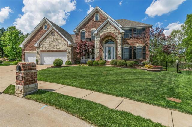 1028 Castleview Court, Saint Charles, MO 63304 (#18017086) :: The Kathy Helbig Group
