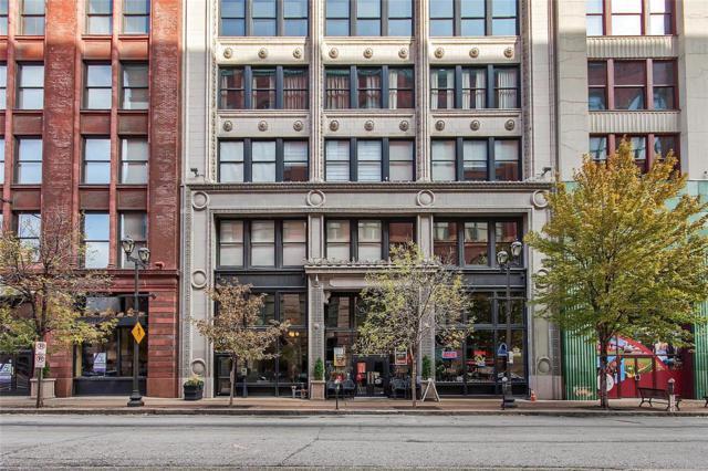 1015 Washington Avenue #507, St Louis, MO 63101 (#18017716) :: St. Louis Finest Homes Realty Group