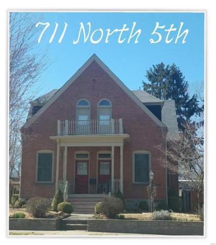 711 N 5th, Saint Charles, MO 63301 (#18018181) :: PalmerHouse Properties LLC