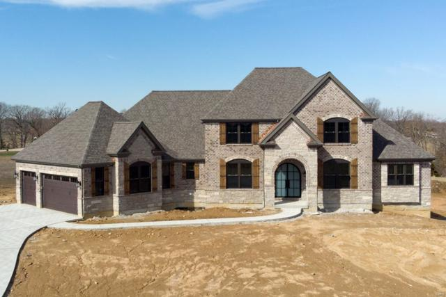 115 Ladue Pine Woods Place, Creve Coeur, MO 63141 (#18018811) :: The Duffy Team
