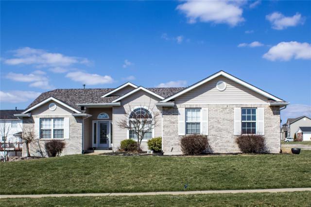 1009 Dardenne Woods, Dardenne Prairie, MO 63368 (#18021169) :: Clarity Street Realty