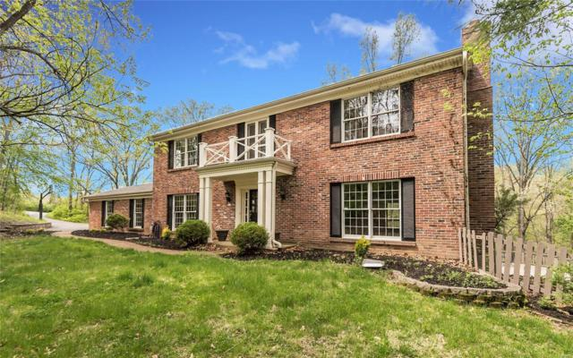 64 Chesterfield Lakes Road, Chesterfield, MO 63005 (#18021464) :: Clarity Street Realty