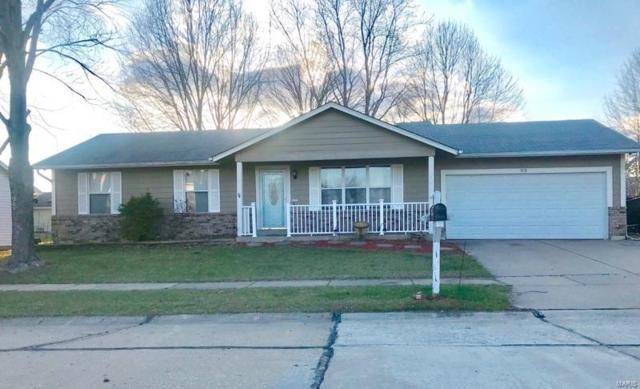 93 Royal Oaks Drive, O'Fallon, MO 63366 (#18021510) :: Clarity Street Realty
