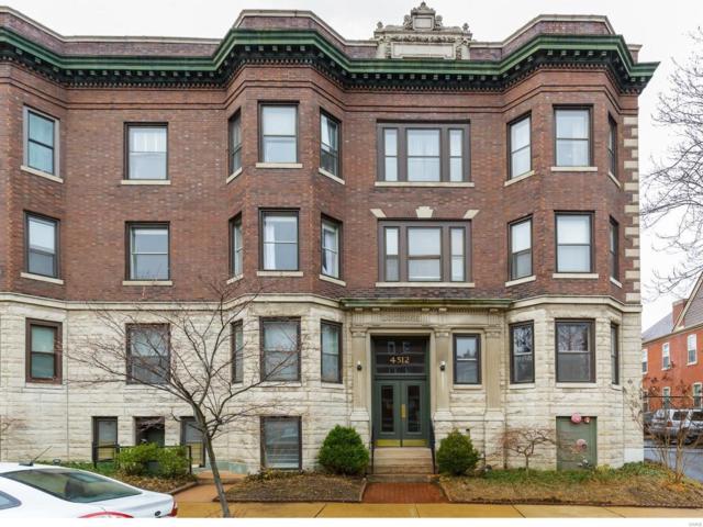 4512 Mcpherson Avenue 2W, St Louis, MO 63108 (#18022404) :: Clarity Street Realty