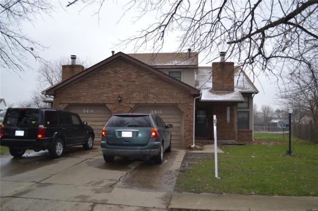3416 Colgate Place 3416 & 3418, Granite City, IL 62040 (#18024657) :: Fusion Realty, LLC